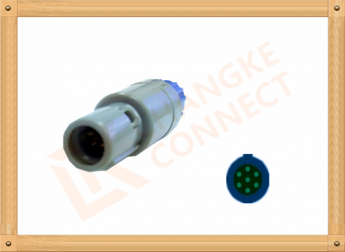 Auto PVC 7 Pin Push Pull Connector A Reliable Partner Cktronics