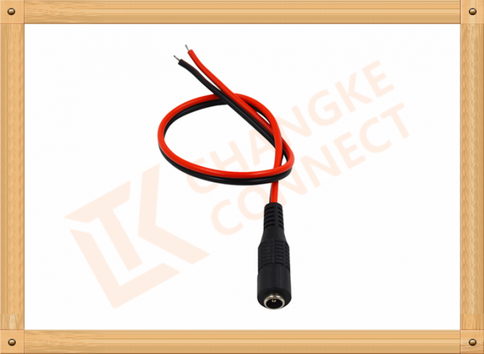 Security Camera Cable With Female Connector Copper Wire 30cm