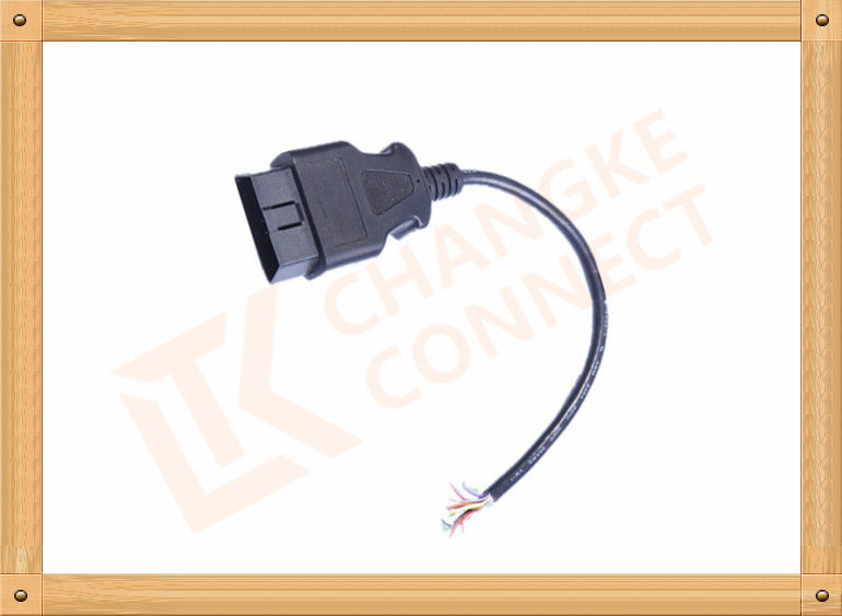 OBD 16 Pin obd port extension cable Male to Female CK-MF16D00M