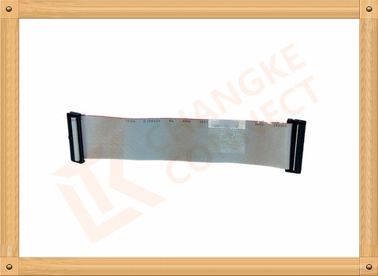 OEM/ODM 42.54 IDC Ribbon Cable Connectors / Idc Ribbon Cable