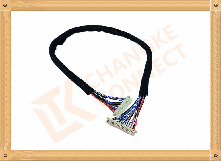 Lvds Cable Connector For Machine Inner Wire A Reliable Partner A Rising Brand