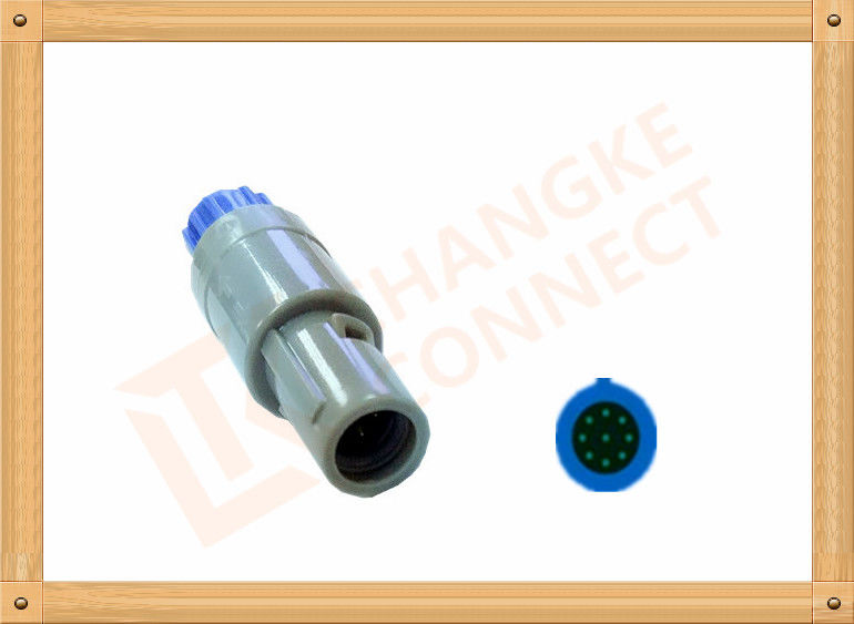 9 Pin Push Pull Connector For Automotive In European Countries