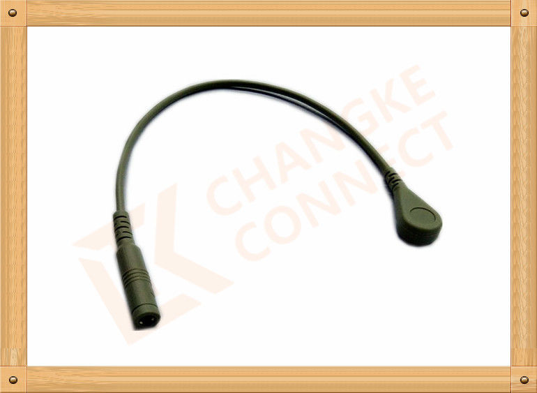 Soft ECG Patient Cable , ECG Lead Wires Banana Plug 4.0 Female Great ...