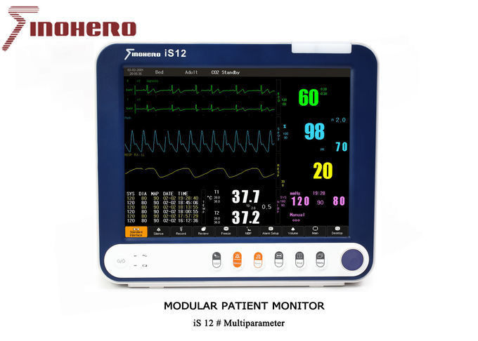 High Technology Multi Parameter Patient Monitor , Medical Monitoring Devices