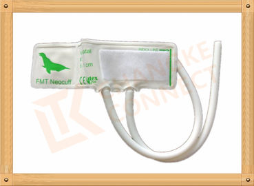 China Disposable NIBP Non Invasive Blood Pressure Cuff Double Hose For Animal 6-11CM distributor
