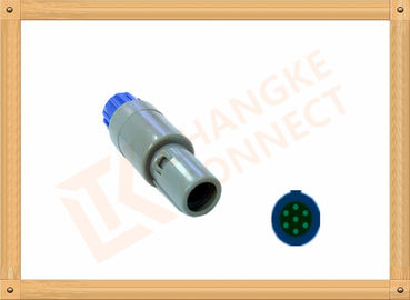 China Auto PVC 7 Pin Push Pull Connector A Reliable Partner Cktronics distributor