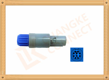 China Male Plug Push Pull 10 Pin Circular Connector Relationship With Mindray factory