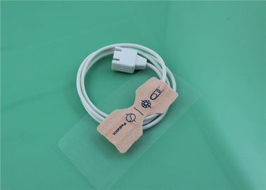 China Nonin Spo2 Probe Sensor 7 Pin Disposable SpO2 Sensor Neonate / Adult Use distributor