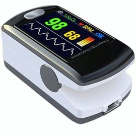 Medical Diagnostic Pluse Oximeter Finger Pulse Oximeter / Pulse Oximeter Fingertip