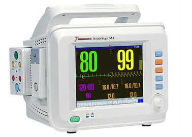China M3 Modular Patient Care Monitoring System , Multiparameter Patient Monitor factory