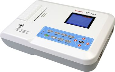China 3 Channels Portable ECG Machine Measure Cardiovascular Disease With Automatic Interpretation distributor